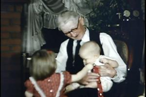 Granddad Hooker, Theresa & brother