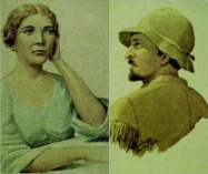 Narcissa and Marcus Whitman