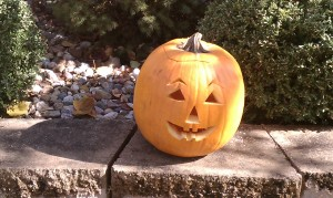 One of my better carving attempts