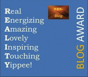 REALITY award logo