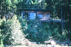 Coeur d'Alene rental cabin