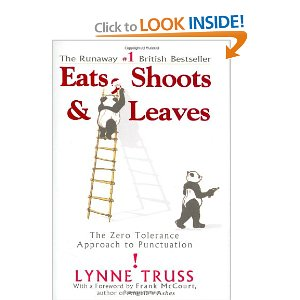 eats shoots & leaves