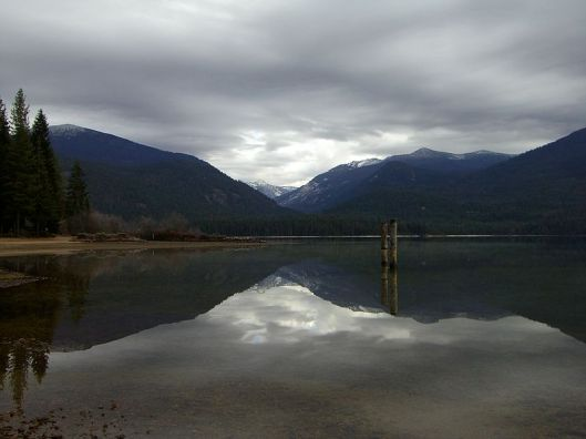 Priest Lake, photo from Wikipedia