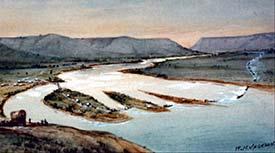 pic-1-three-island-Painting