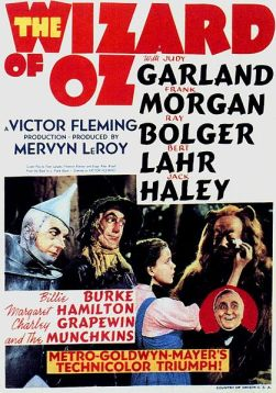 1939 theatrical release poster, from Wikipedia