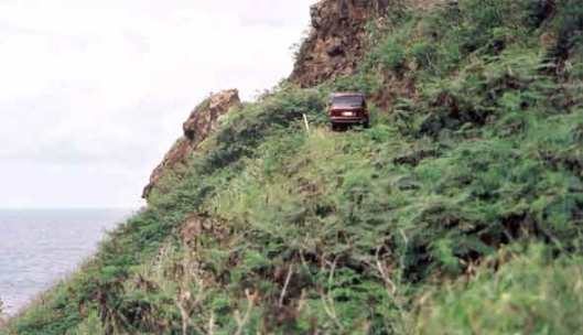 Highway 340, picture from HawaiiHighway.com