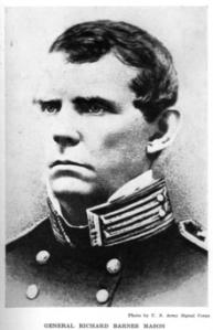Colonel Richard Mason, from Wikipedia
