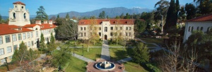 Pomona College campus