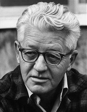 Wallace Stegner, photo from Wikipedia