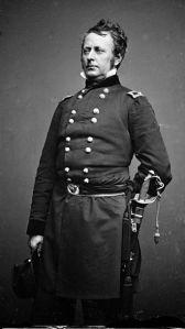 General Joseph Hooker, image from Wikipedia