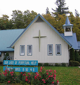 Our Lady of Perpetual Hope, Harrison, ID