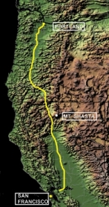 Siskiyou Trail (from Wikipedia)