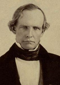 Peter Burnett, photo from Wikipedia