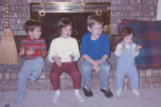 4 cousins Nov 1986