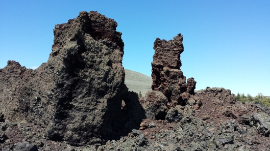 Craters of the Moon, Idaho, April 2015