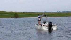 Al on boat