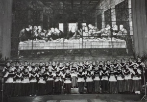 Pasadena Boys Choir, 1940s sometime
