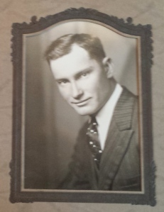 My grandfather, Laverne Ernst Claudson