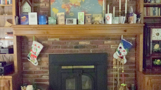mantel at Christmas 20151220_213210