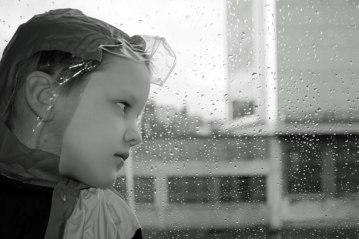 child-in-a-raincoat