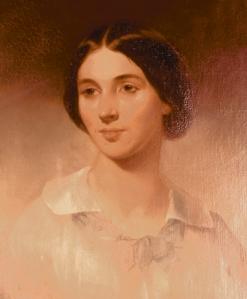 Jessie Benton Fremont in 1856