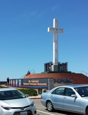 Mt Soledad Veterans Memorial 20160404_133915
