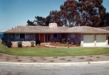 PG house 1963